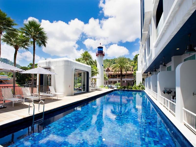 Sugar Marina Resort – NAUTICAL – Kata Beach (Kata Beach, Thailand) Deal – just $49 per night