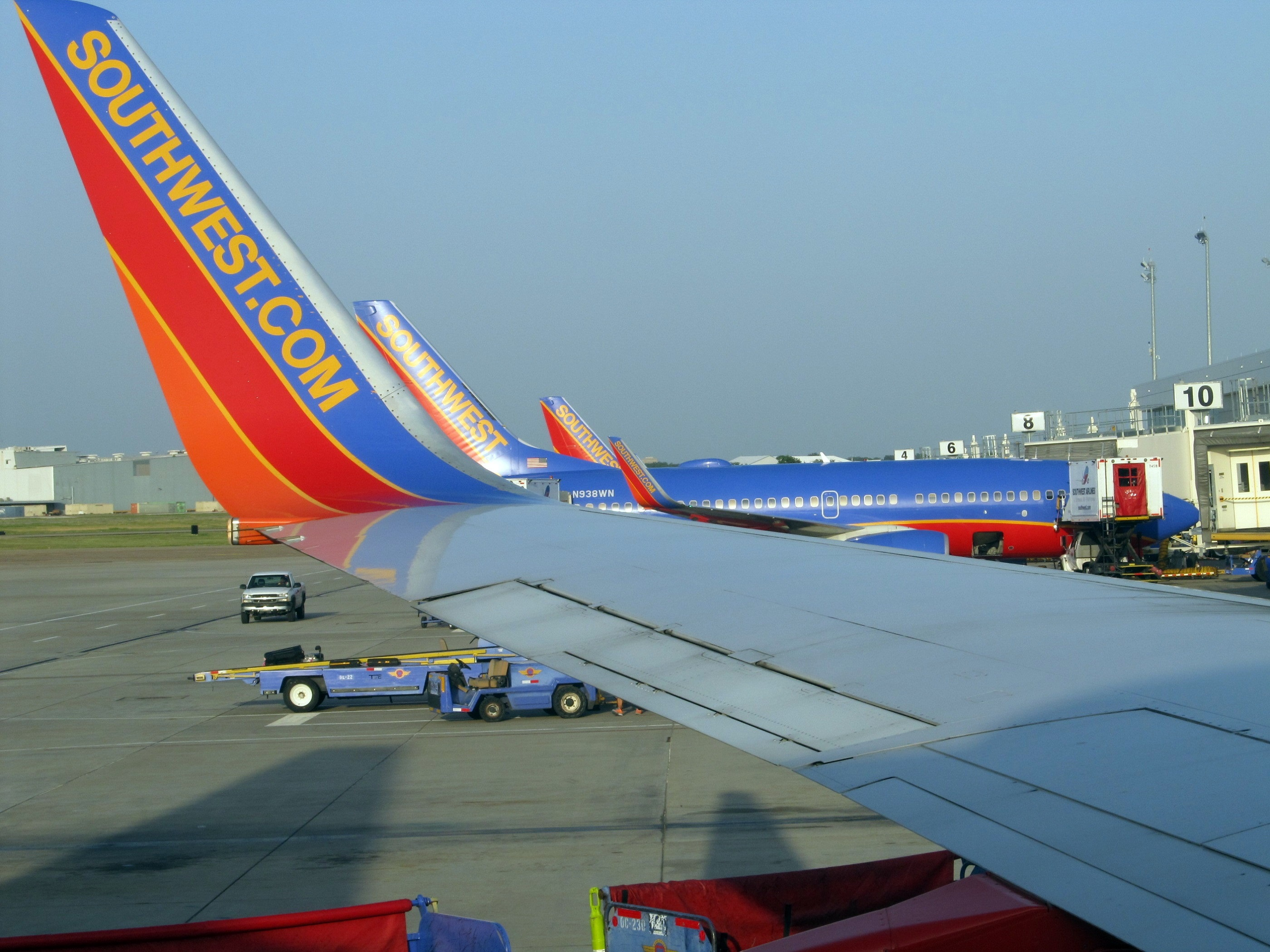 Southwest Airlines Double Rapid Rewards Points Promotion