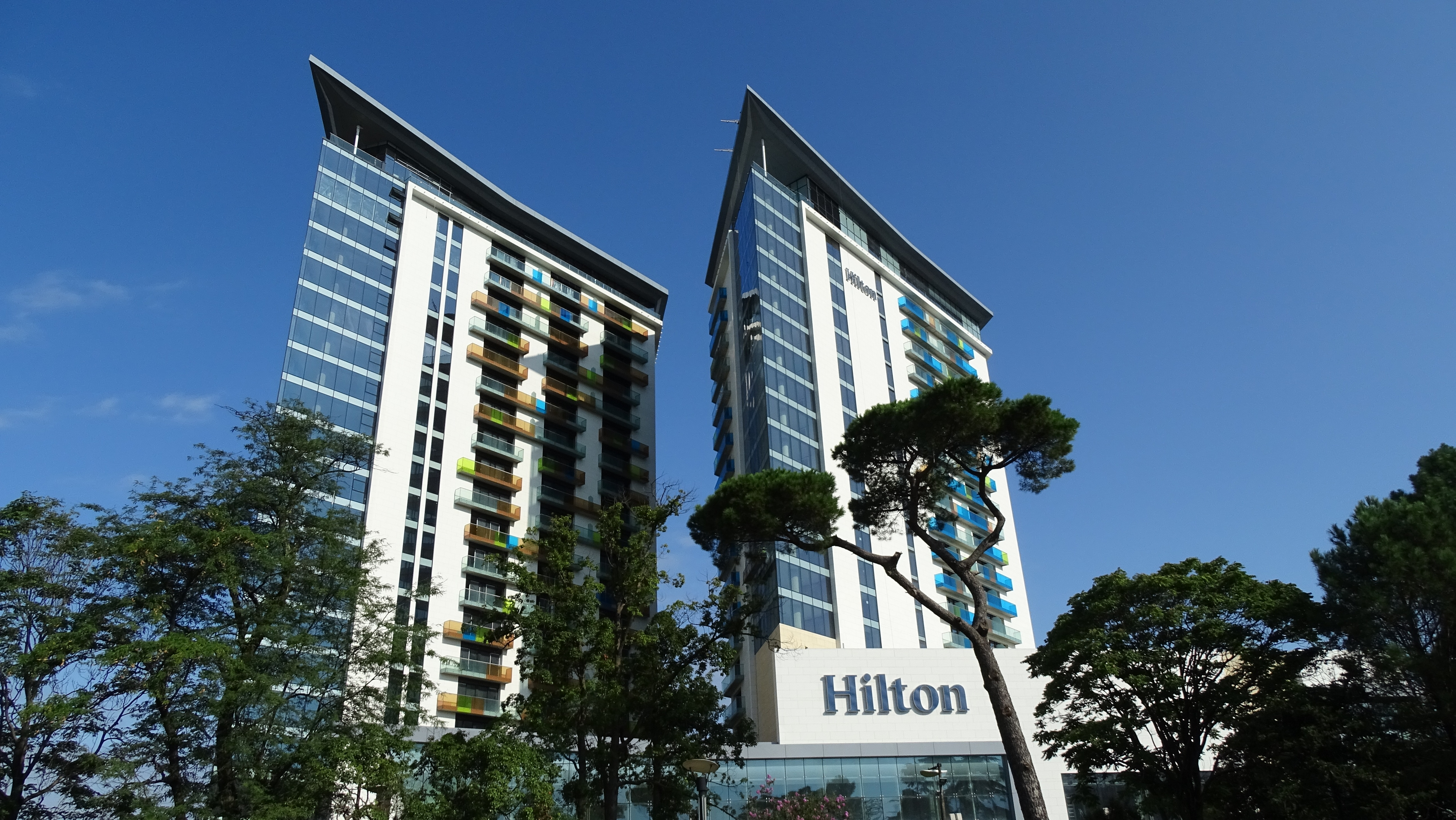 New Hilton Honors Buy Points Promotion