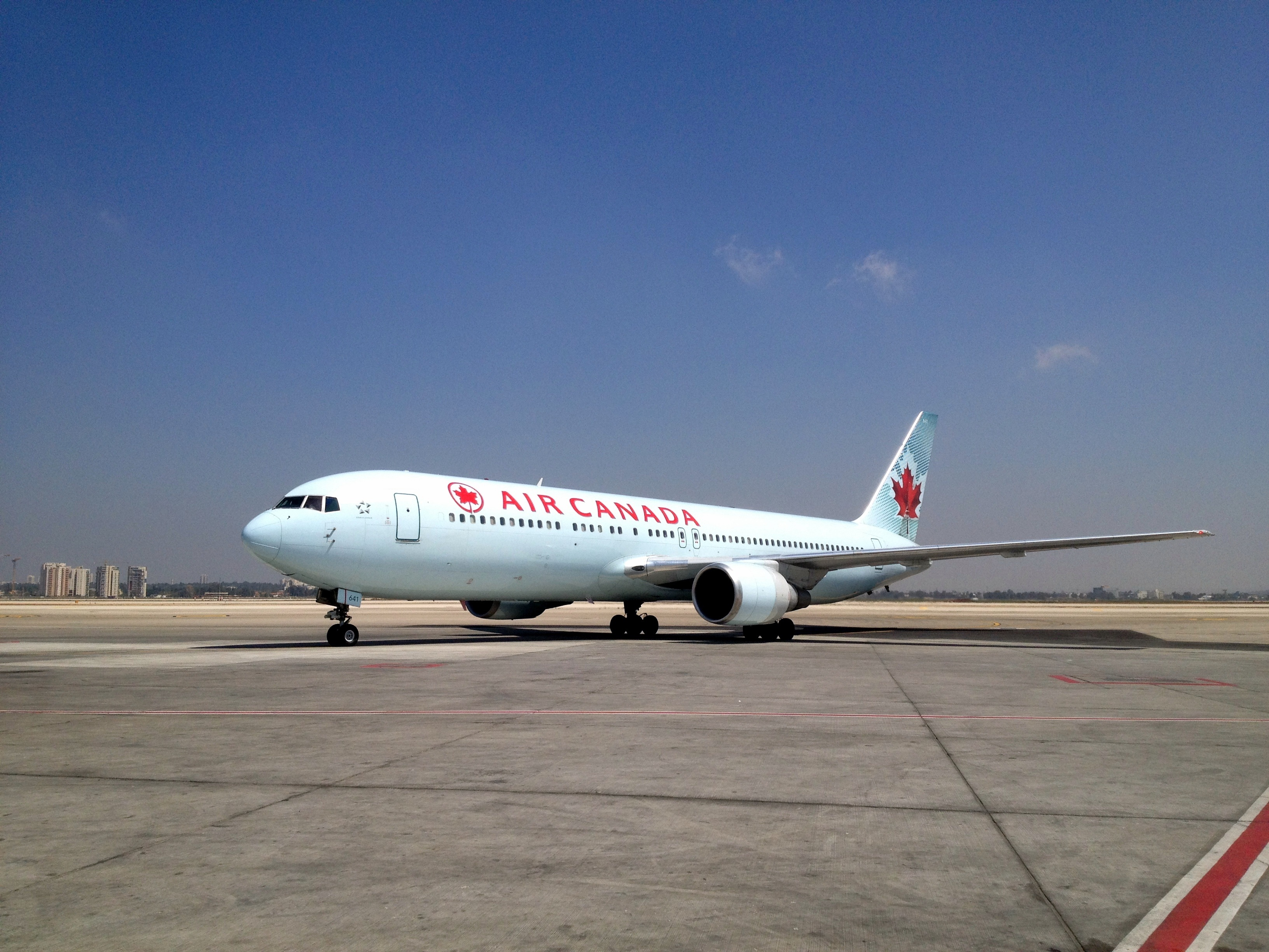Air Canada New Frequent Flyer Partnership