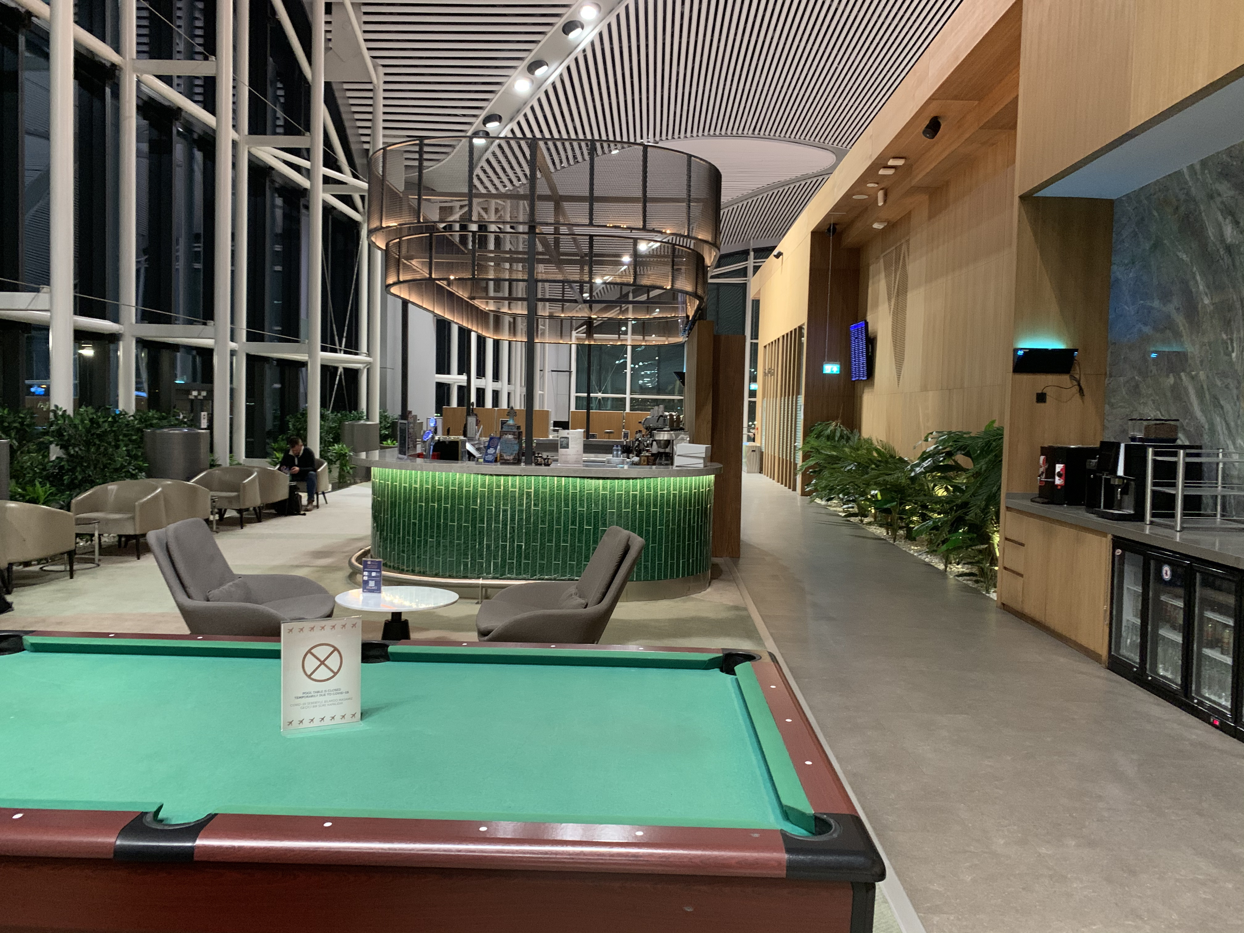 IGA Lounge Istanbul Airport Review (incl. Sleeping pods)