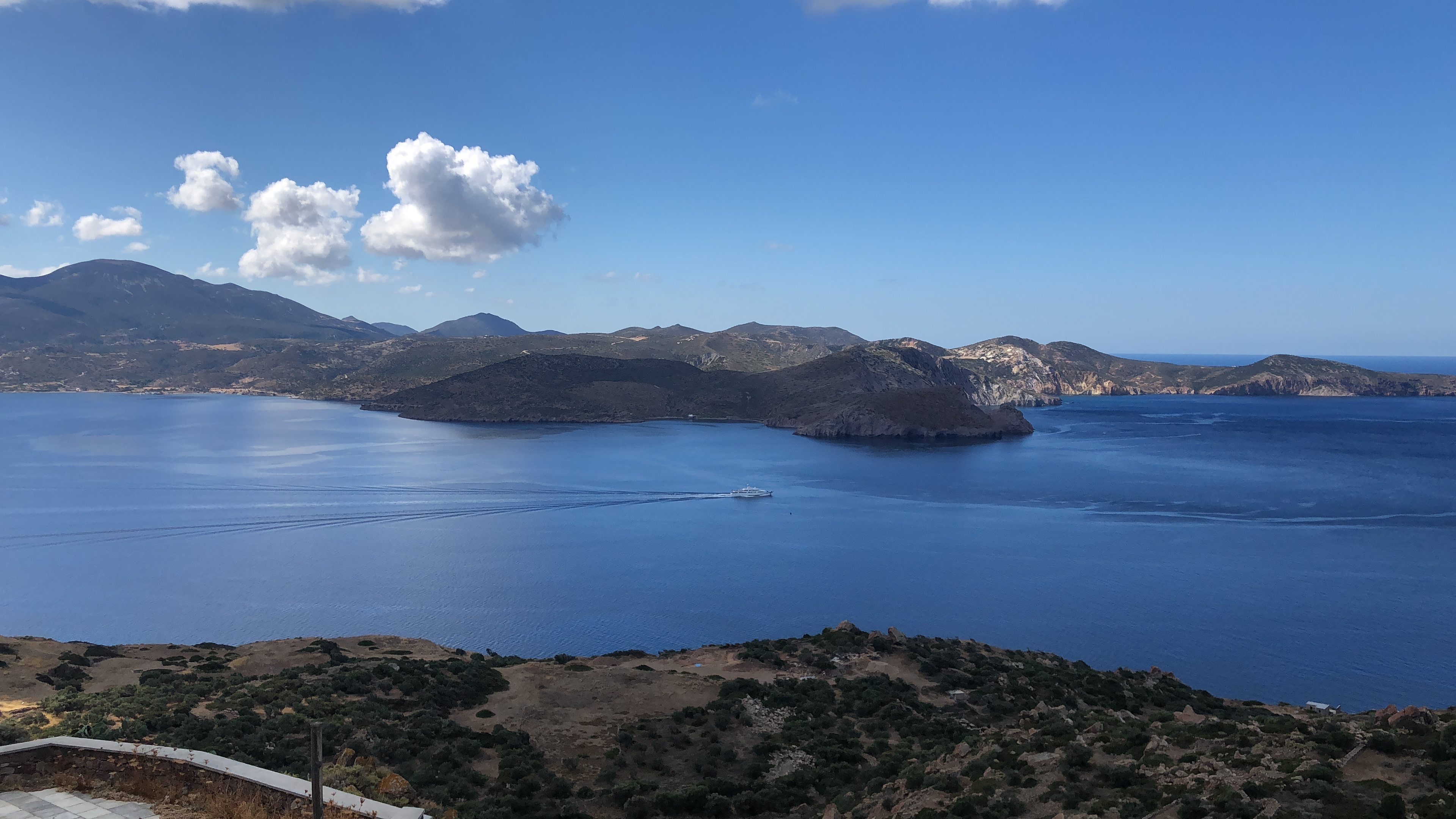 Island Guide – Milos Island (Cyclades), Greece