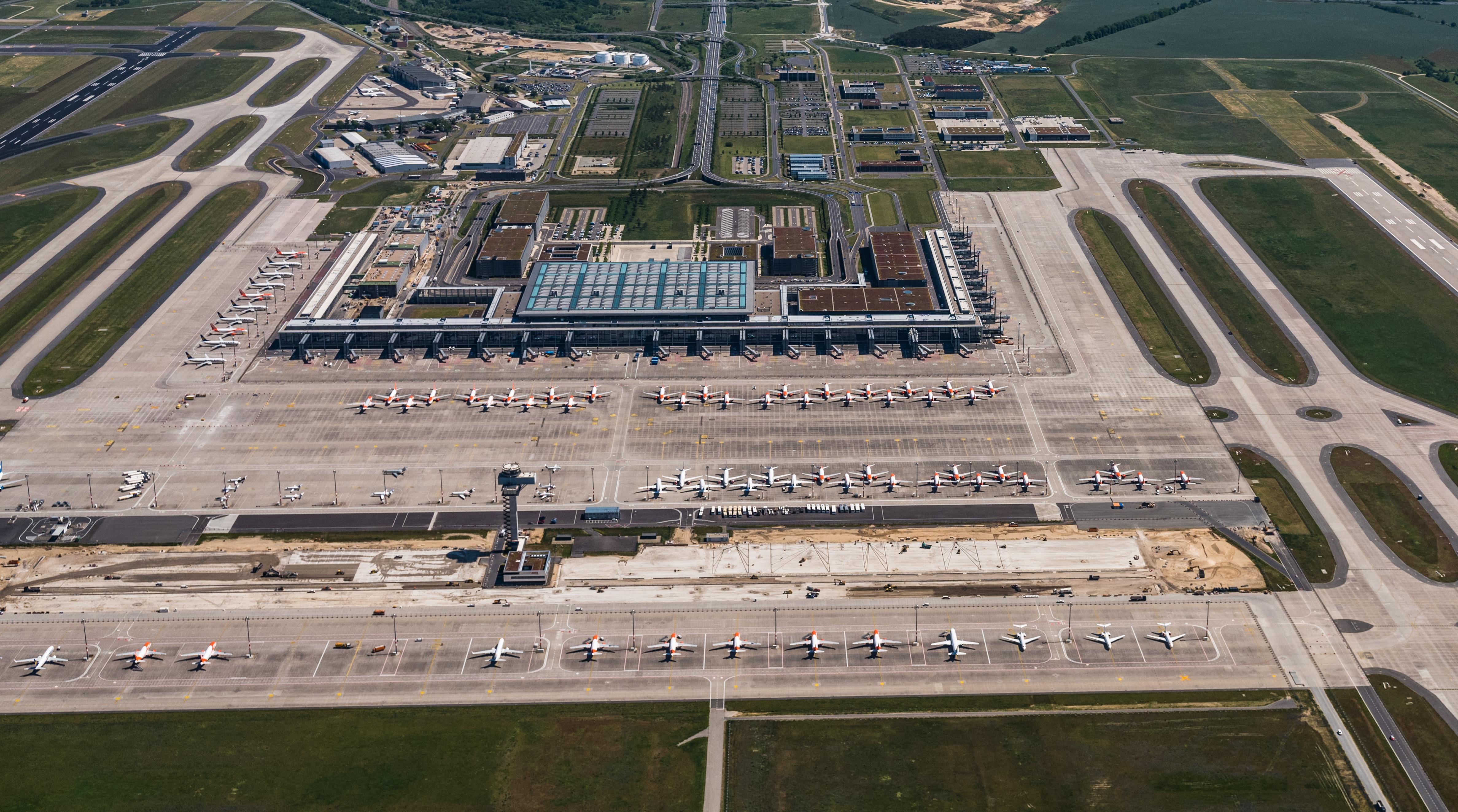 New Berlin Brandenburg Airport Is Now Open