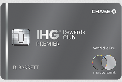 Awesome Chase IHG Premier 140,000 Points Bonus