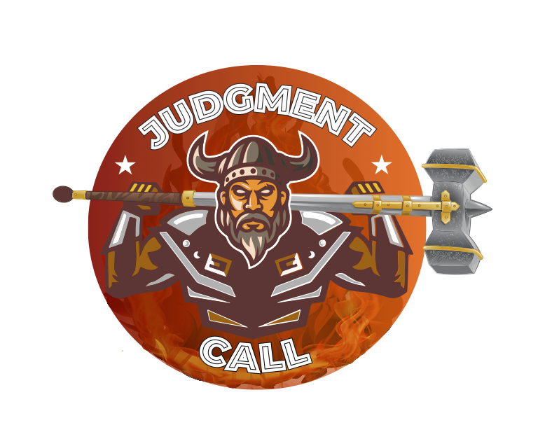 Tune Into The Judgment Call Podcast!