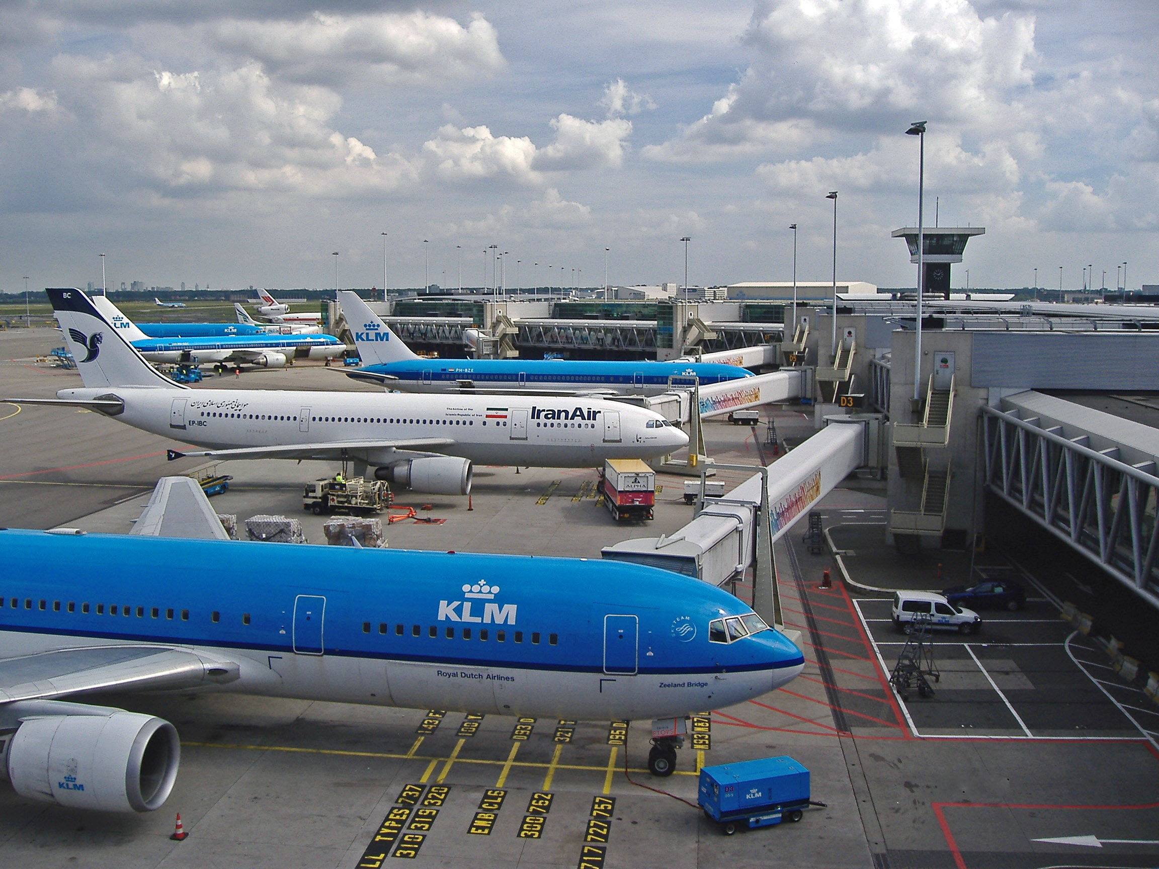 KLM Suspends All Long-Haul Flights Because Of COVID Restrictions